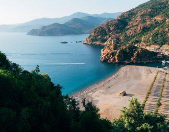 Overtocht van en naar Corsica