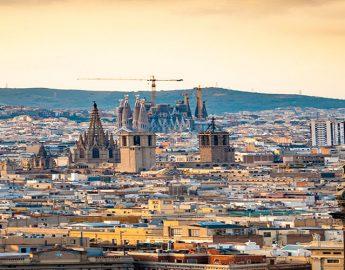 Ferry Overtocht Naar Barcelona