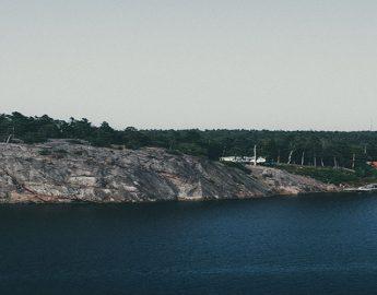 Ferry overtocht naar Göteborg Zweden