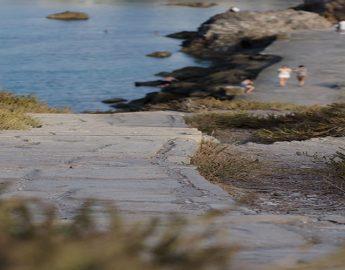 Ferry Overtocht Naar Naxos