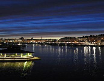 Ferry Overtocht Naar Stockholm